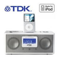 TDK iClassic iPod Docking Station