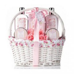 Bath and Body Care Basket