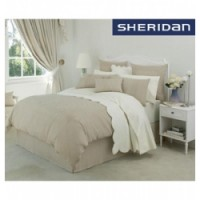 Sheridan Astoria Tulle Queen Quilt Cover